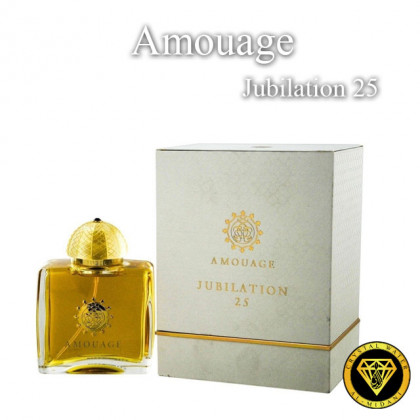 Масляные духи для разливных духов [878] Amouage 25 jubilation