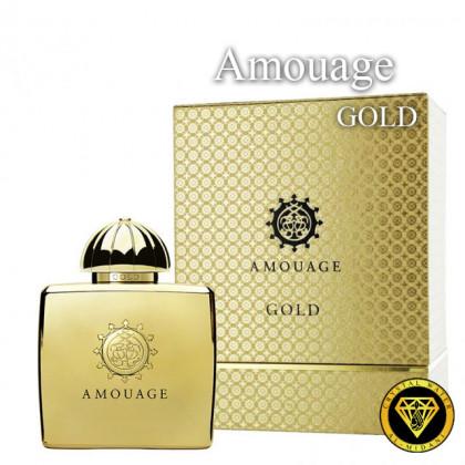 Масляные духи для разливных духов [1112] Amouage Gold Woman