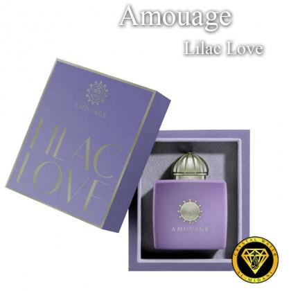 Масляные духи для разливных духов [1117] Amouage Lilac Love