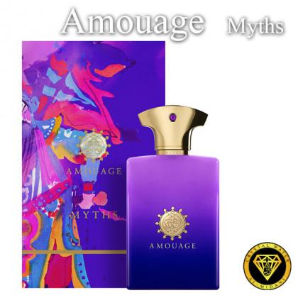 Масляные духи для разливных духов [1114] Amouage Myths Men