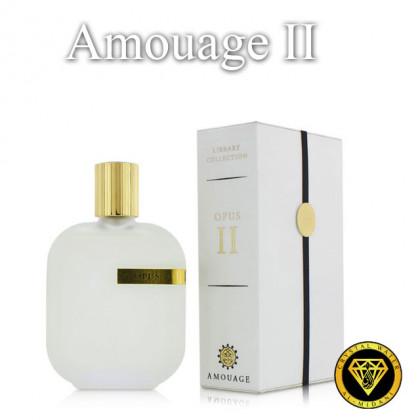 Масляные духи для разливных духов [1102] Amouage opus 2