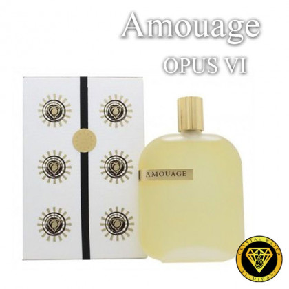Масляные духи для разливных духов [514] Amouage Opus Vl