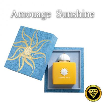Масляные духи для разливных духов [1108] Amouage Sunshine Woman