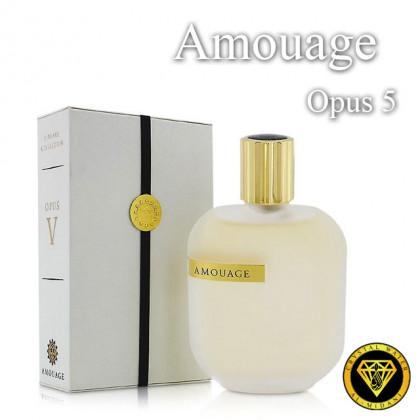 Масляные духи для разливных духов [515] Amouage Opus V (TOP)