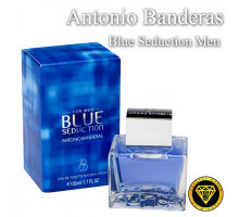 [1061] Antonio Banderas blue seduction