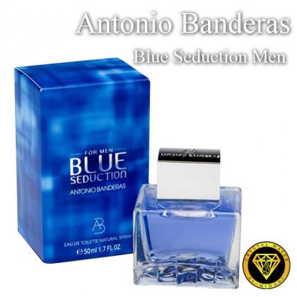 Масляные духи для разливных духов [1061] Antonio Banderas blue seduction