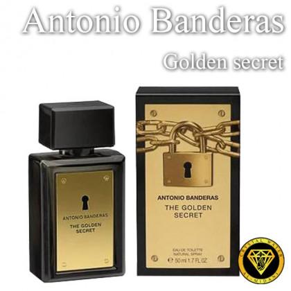 Масляные духи для разливных духов [356] Antonio Banderas - The Golden secret