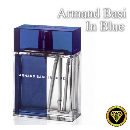 Масляные духи для разливных духов [570] Armand basi in blue men