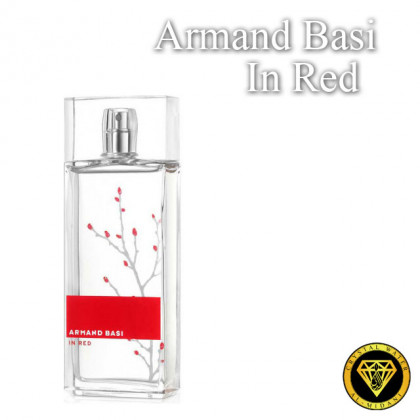 Масляные духи для разливных духов [214] Armand Basi In Red