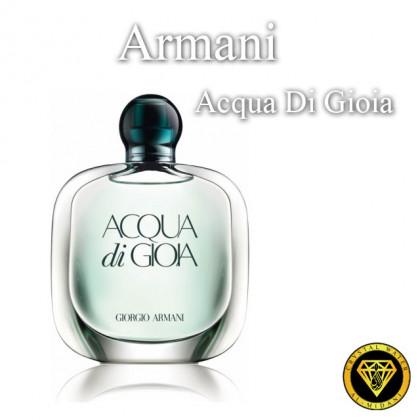 Масляные духи для разливных духов [571] Armani acqua di gioia woman