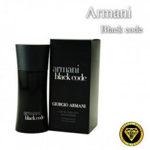 Масляные духи для разливных духов [624] Giorgio Armani Black code (Турция)