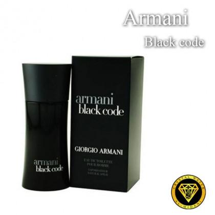 Масляные духи для разливных духов [572] Armani black code