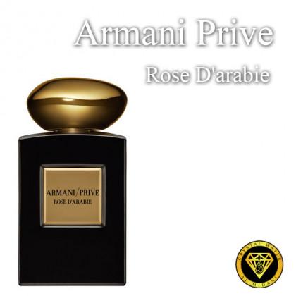 Масляные духи для разливных духов [1002] Armani prive  rose d'arabie