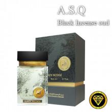 Масляные духи для разливных духов [1007] A.S.Q Black Incense oud (Дубай)