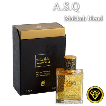 Масляные духи для разливных духов [1008] A.S.Q Makkah blend