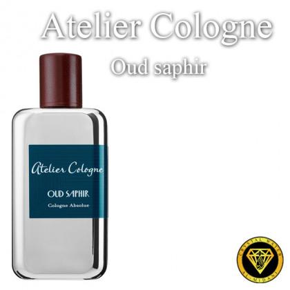Масляные духи для разливных духов [939] Atelier cologne oud saphir