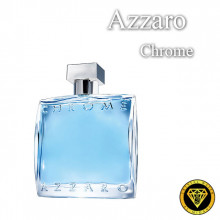 Масляные духи для разливных духов [137] Azzaro Chrome (Турецкий)