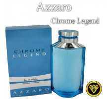 [968] Azzaro chrome legend
