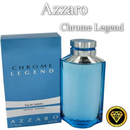 Масляные духи для разливных духов [968] Azzaro chrome legend
