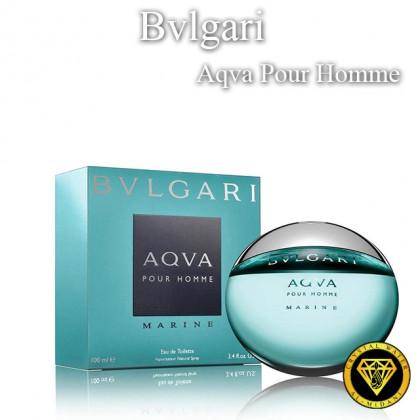 Масляные духи для разливных духов [966] Bvlgari aqua marine