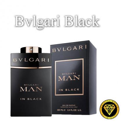 Масляные духи для разливных духов [235] Bvlgari Black