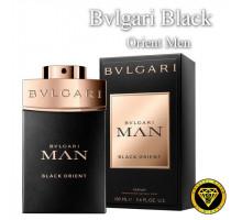 [1160] Bvlgari black orient men