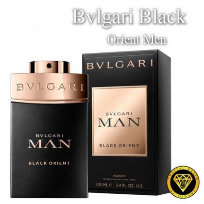 Масляные духи для разливных духов [1160] Bvlgari black orient men
