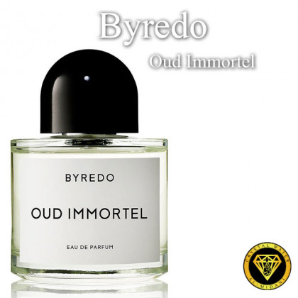 Масляные духи для разливных духов [1056] Byredo oud immortel