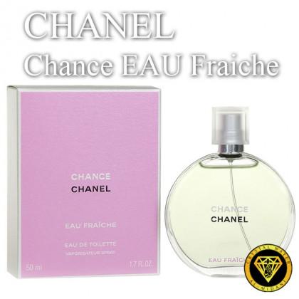 Масляные духи для разливных духов [595] Chanel chance fraiche
