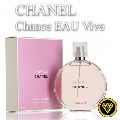 Масляные духи для разливных духов [596] Chanel chance vive