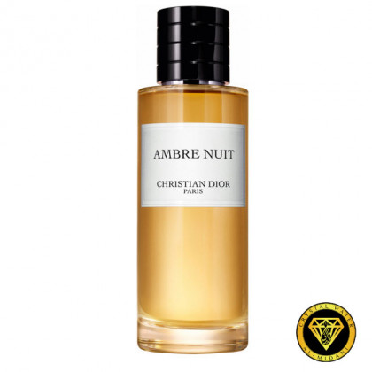 Масляные духи для разливных духов [610] Cristian Dior Ambra nuit