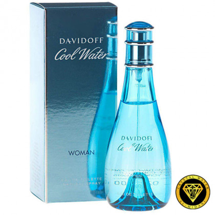 Масляные духи для разливных духов [605] Davidoff Cool water women