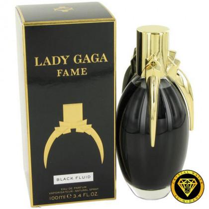 Масляные духи для разливных духов [678] Lady gaga black fluid (Турция)