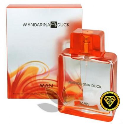 Масляные духи для разливных духов [692] Mandarina duck for men (Турция)
