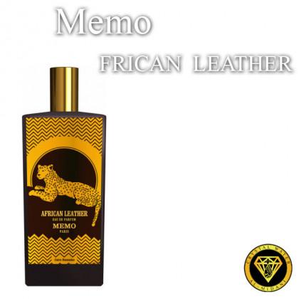 Масляные духи для разливных духов [262] Memo AFRICAN LEATHER (TOP)