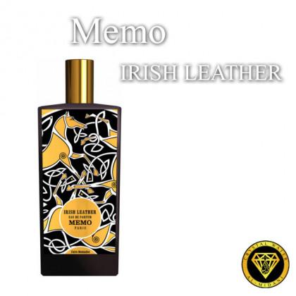 Масляные духи для разливных духов [1305] Memo Irish Leather