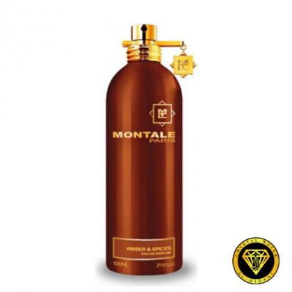 Масляные духи для разливных духов [398] Montale Spices & oud (нежный ) (TOP)