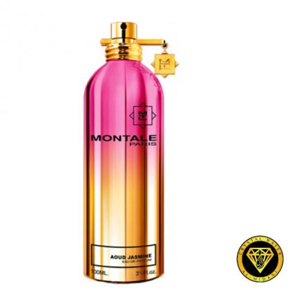 Масляные духи для разливных духов [374] Montale Aoud jasmin (TOP)