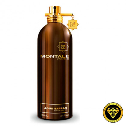 Масляные духи для разливных духов [699] Montale aoud safran (Дубай)
