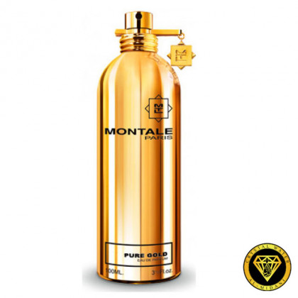 Масляные духи для разливных духов [703] Montale pure gold (Турция)