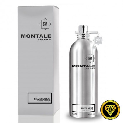 Масляные духи для разливных духов [795] Montale Silver aoud (Турция)