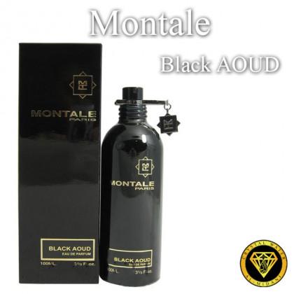 Масляные духи для разливных духов [495] Montale Black Aoud (Швейцария)