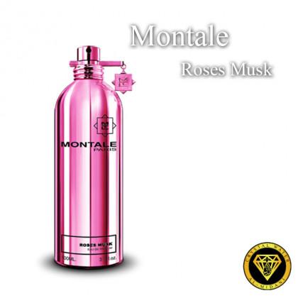 Масляные духи для разливных духов [484] Montale Roses Musk (TOP)