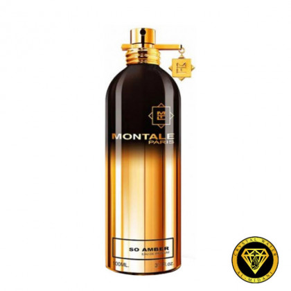 Масляные духи для разливных духов [243] MontaleSo Amber (TOP)
