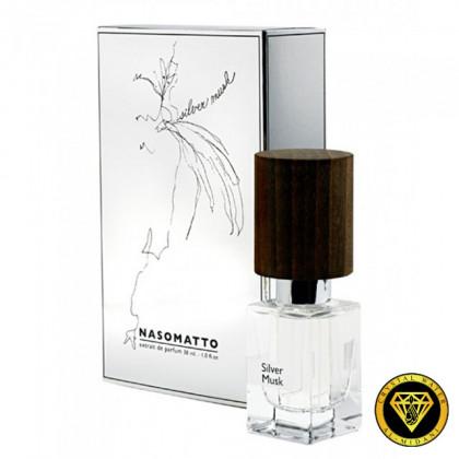 Масляные духи для разливных духов [717] Nasomatto Silver Musk (Турция)