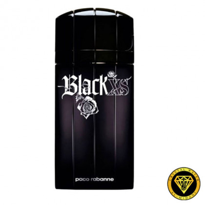 Масляные духи для разливных духов [725] Paco rabanni black xs pour Elle (Турция)