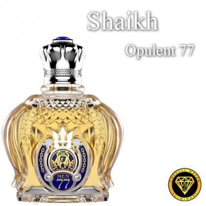 Масляные духи для разливных духов [741] Shaik 77 classic (Дубай)
