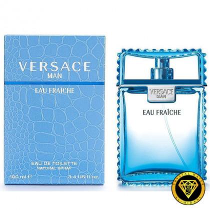 Масляные духи для разливных духов [803] Versace man eau fraiche (Турция)