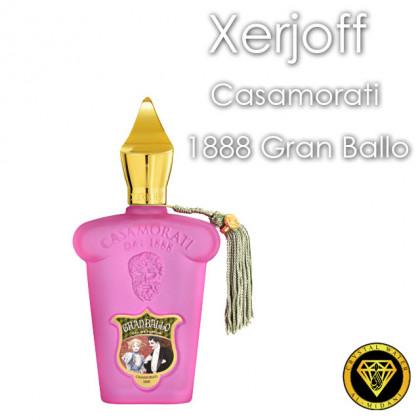 Масляные духи для разливных духов [1022] Xerjoff casamorati 1888 gran ballo (Турция)