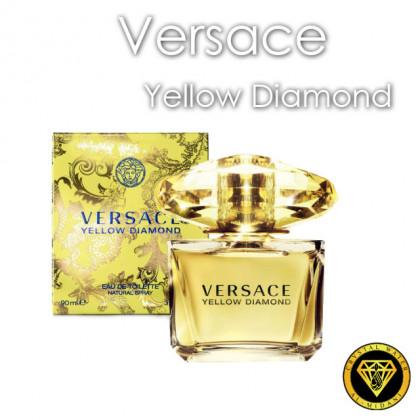 Масляные духи для разливных духов [804] Versace yellow diamond (Турция)